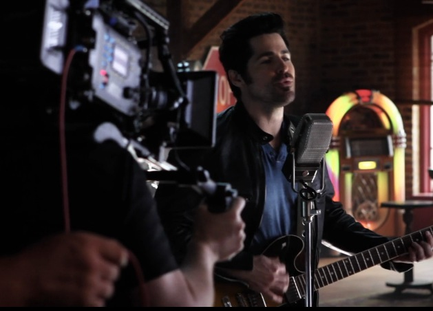 Behind The Scenes - Goodbyes Made You Mine